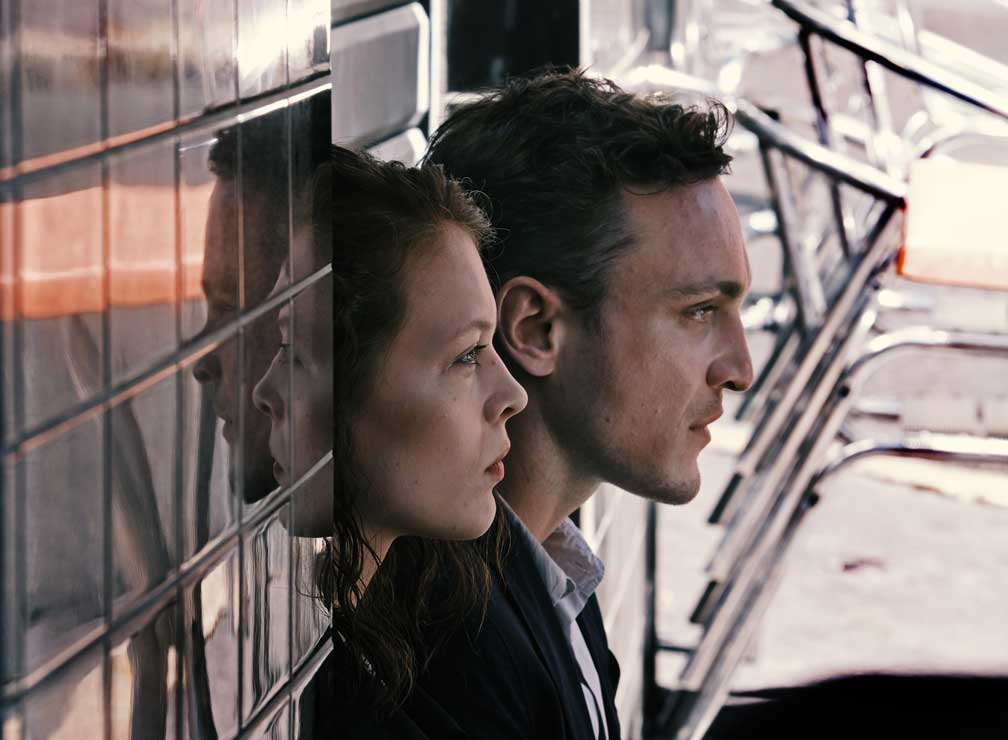 TRANSIT by Christian Petzold with Paula Beer and Franz Rogowski