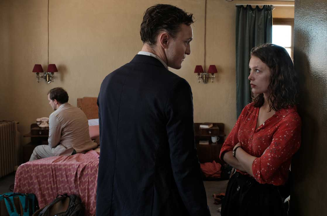 TRANSIT by Christian Petzold with Paula Beer, Franz Rogowski and Godehard Giese