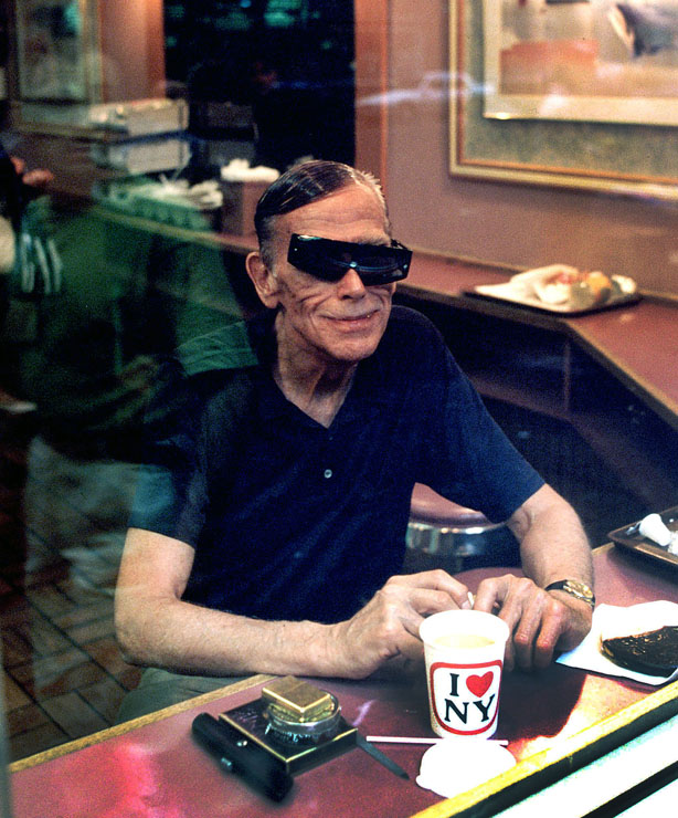 USA New York Coffeeshop 1993 by Christian Schulz  Street Photography New York